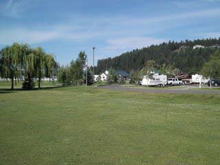 Coeur D Alene Idaho Rv Park Blackwell Island Rv Park